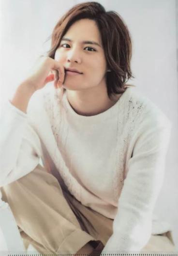 【カウコン DEAR.】岡本圭人 クリアファイル コンサートグッズの画像