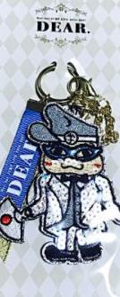 【カウコン DEAR】Hey!Say!JUMP  キーホルダー 伊野尾慧 コンサートグッズの画像