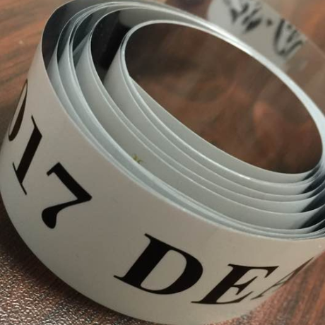 カウコン DEAR. 16-17 銀テープフル1本 コンサートグッズの画像