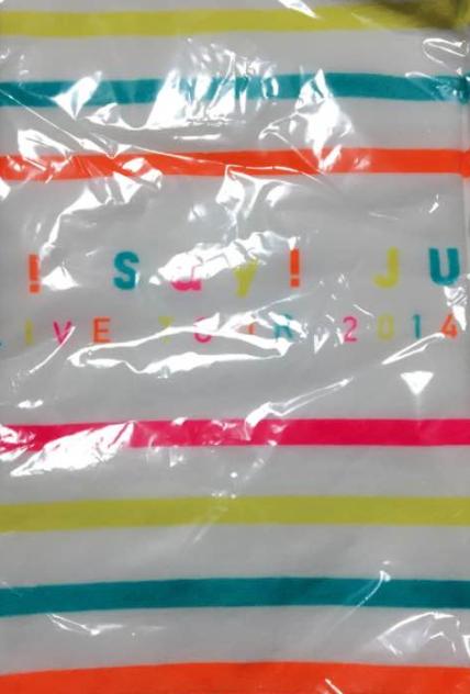 Hey!Say!JUMP タオル 2014ツアー smart コンサートグッズの画像