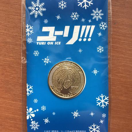 ユーリ!!! on ICE  ユリオ メダル グッズの画像