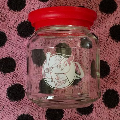 カープコーヒー空瓶(中身なし) グッズの画像