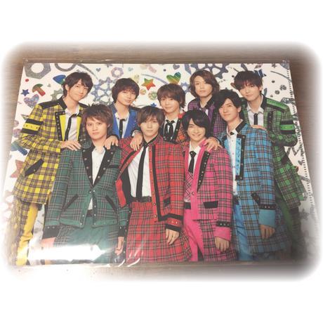 Hey! Say! JUMP 公式ファイル コンサートグッズの画像