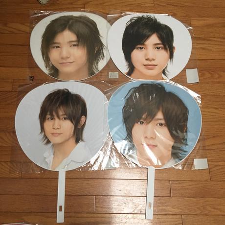 山田涼介 公式うちわ コンサートグッズの画像