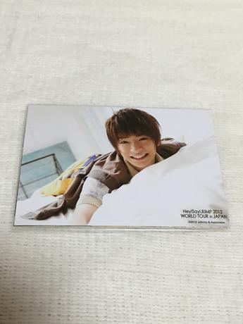2012 Hey! Say! JUMP 知念侑李 フォトセット