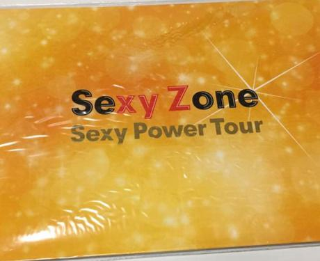 セクゾ Sexy Power Tour パンフレット コンサートグッズの画像