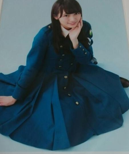 欅坂46 渡辺梨加 欅宣言 生写真