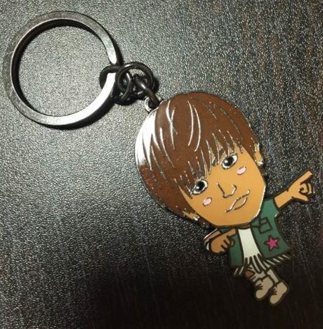 三代目岩田剛典 ランニングマンストラップ