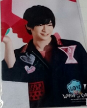 Hey!Say!JUMP 知念侑李  フォトセット CARnival