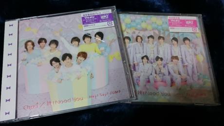 Hey! Say! JUMP Chau# コンサートグッズの画像