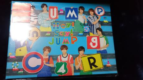 Hey! Say! JUMP JUMPing CAR 初回限定盤