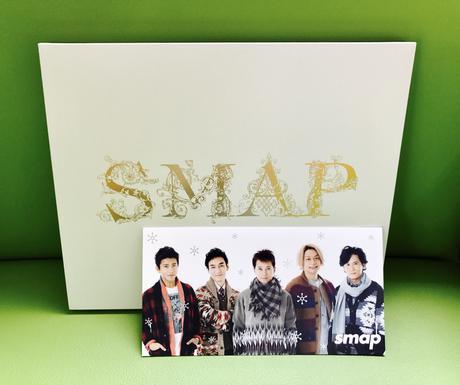 SMAP 25周年 FC限定 写真集 コンサートグッズの画像