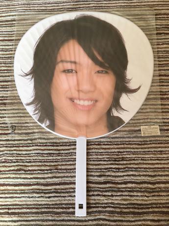 高木雄也(2007)うちわ コンサートグッズの画像