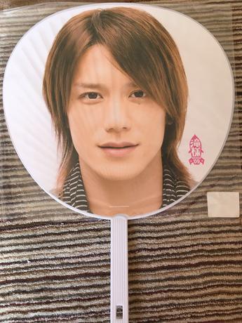 滝様(2009)うちわ コンサートグッズの画像