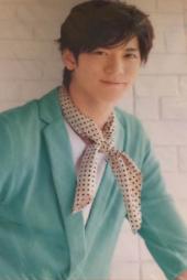 中島裕翔 クリアファイル Hey!Say!JUMP コンサートグッズの画像