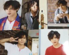 JUMP smart 山田涼介 フォトセット コンサートグッズの画像