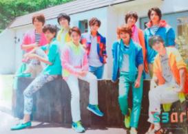 smart メンバー集合 フォトセット JUMP コンサートグッズの画像