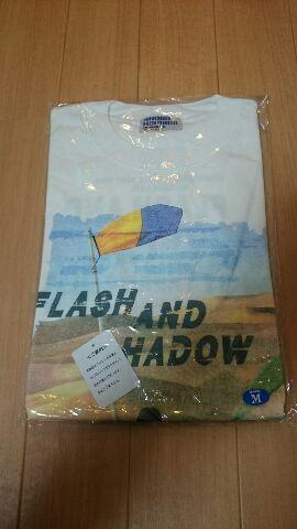 浜田省吾ON THE ROAD2005 FLASH AND SHADO Tシャツ ライブグッズの画像
