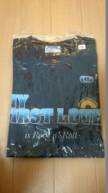 浜田省吾 ON THE ROAD2005 TOUR Tシャツ ライブグッズの画像