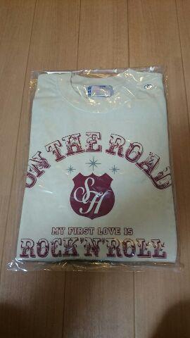 浜田省吾 ON THE ROAD2006-2007 TOUR Tシャツ Sサイズ ライブグッズの画像