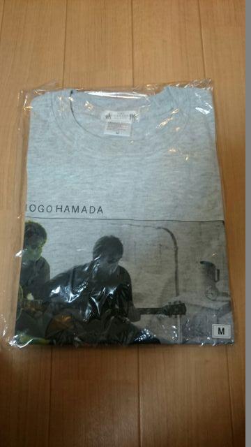 浜田省吾 浜田島 Tシャツ1 ライブグッズの画像