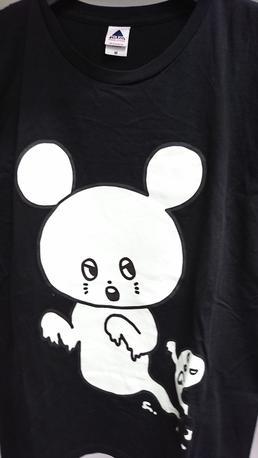 【みんと様専用】【複数購入割引】キュウソネコカミ オバケTシャツ ライブグッズの画像