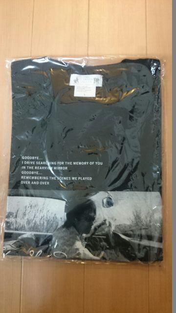 浜田省吾 浜田島 Tシャツ4 THE LAST SHOW ライブグッズの画像