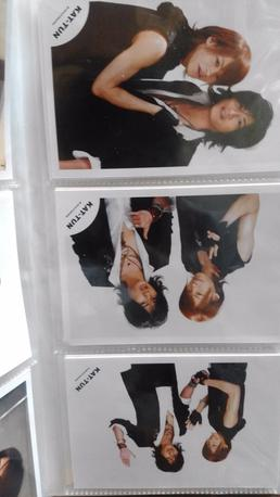 KAT-TUN 公式写真 コンサートグッズの画像