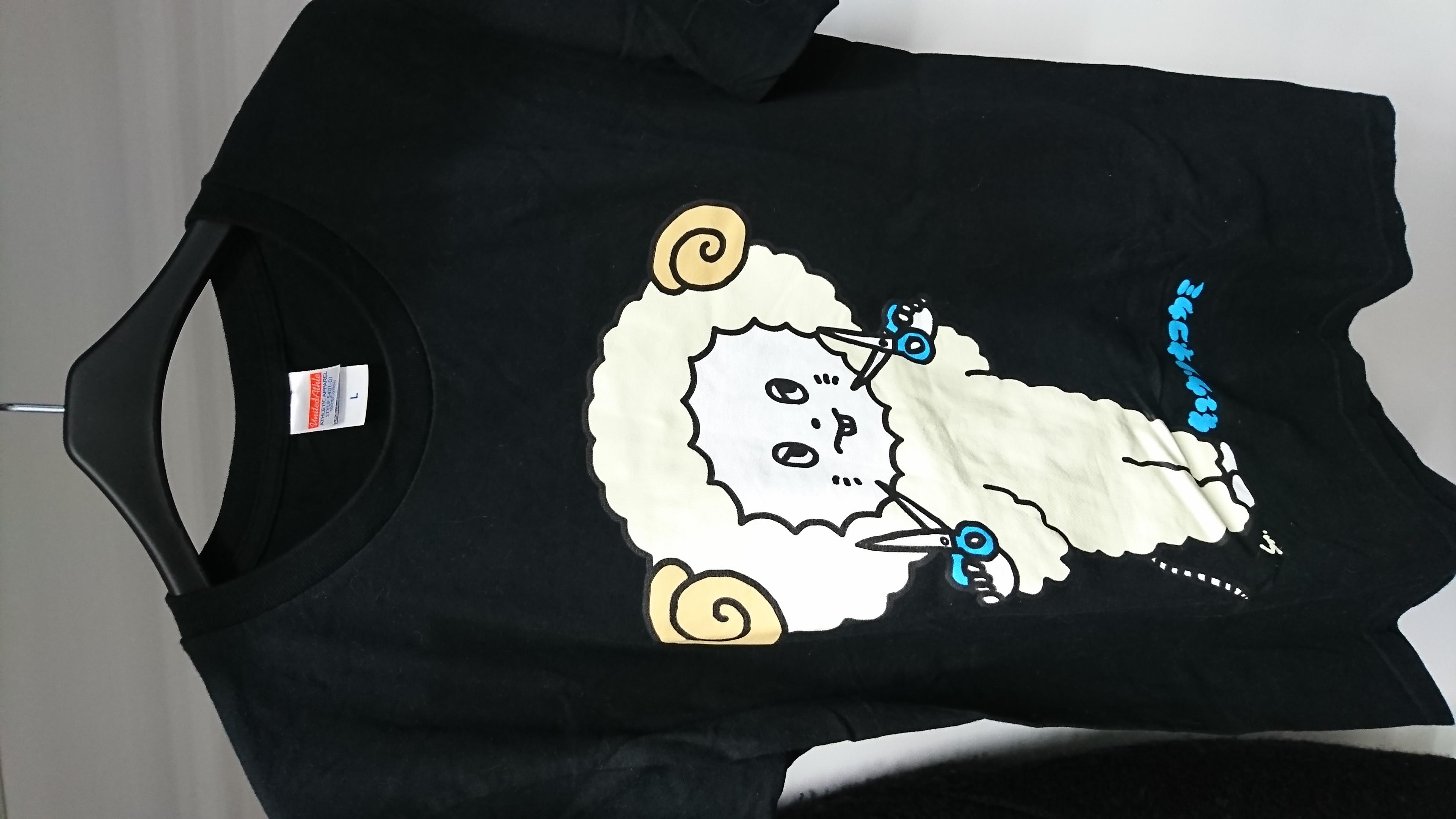 【複数購入割引】キュウソネコカミ ひつじTシャツ