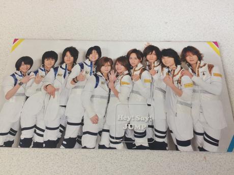 HeySayJUMP会報No.7