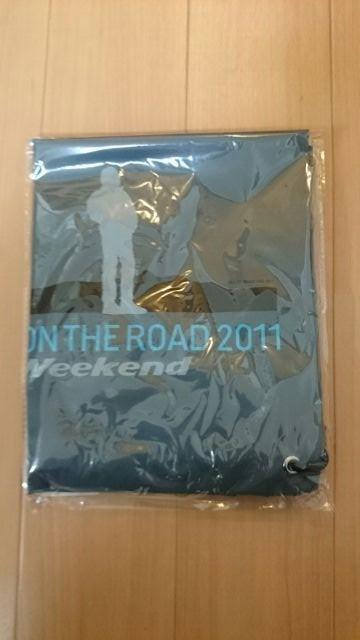 浜田省吾 ON THE ROAD2011 ツアーバッグ ライブグッズの画像
