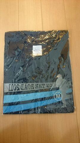 浜田省吾 ON THE ROAD2011 ツアー Tシャツ Mサイズ ライブグッズの画像