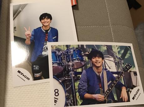 関ジャニ∞ 錦戸亮 生写真セット グッズの画像