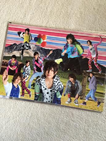 Hey!Say!JUMPクリアファイル